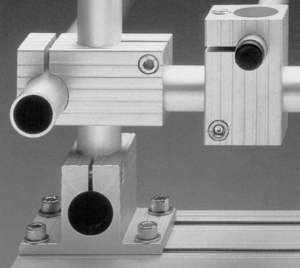 Rvs tube clamp system