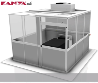 Isolation enclosure by kanya uk
