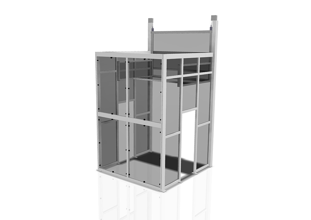 Kanya enclosure render example robot enclosure 1000px