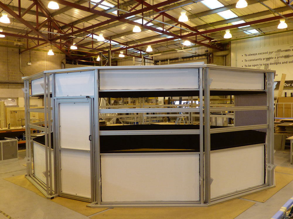 Kanya enclosures atc simulator enclosure photo 1