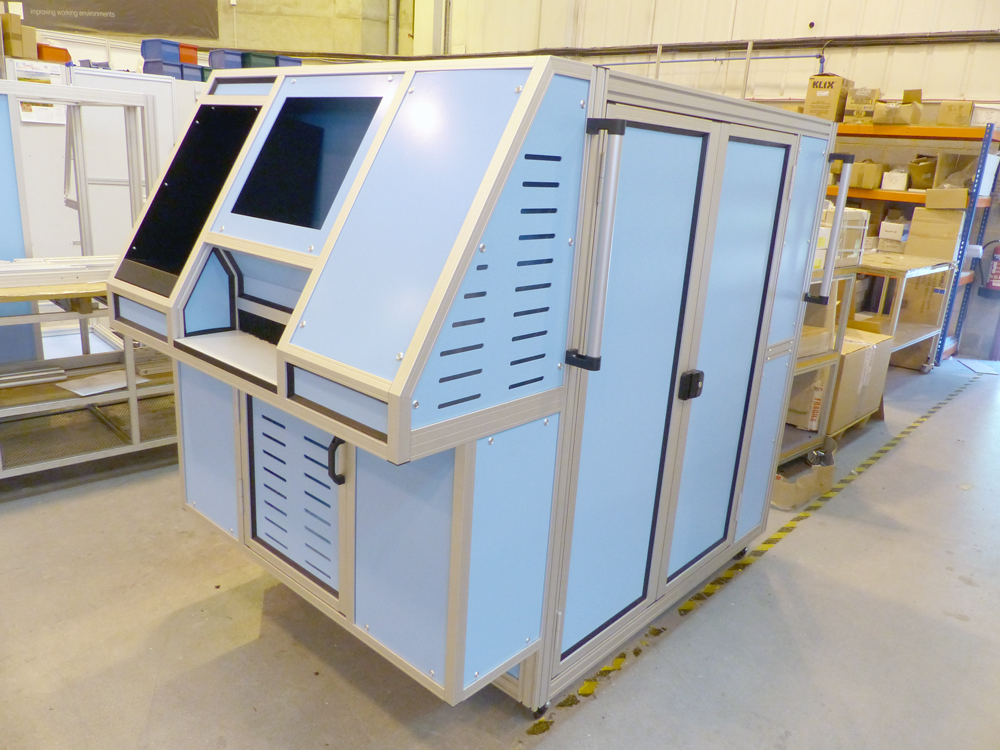 Kanya test rigs pressure test rig example photo