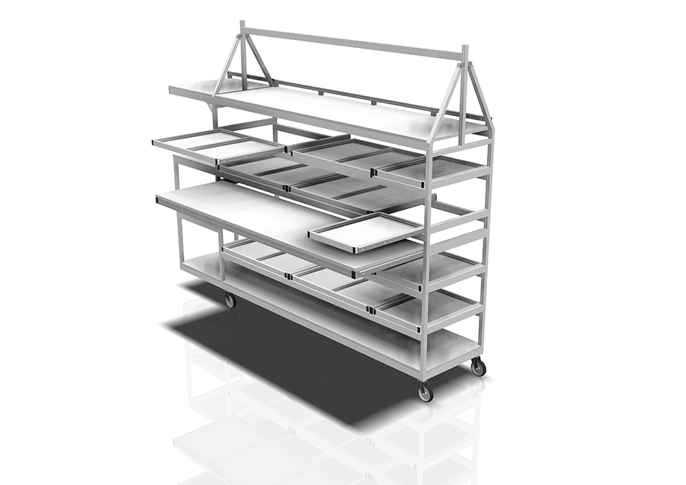 Kanya trolleys render example materials trolley 1000px 1