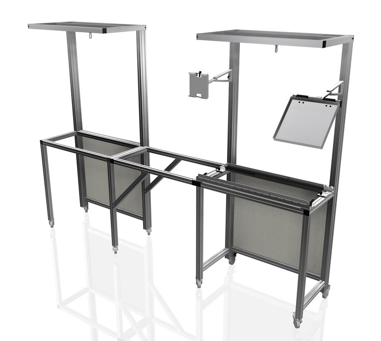 Kanya workbench render example packing stations e1595852272499