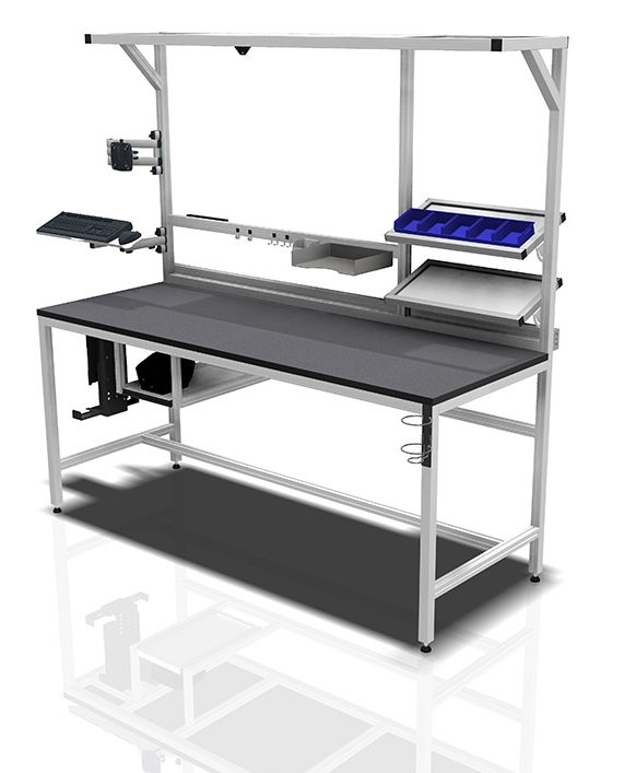 Kanya workbenches render example workbench table with accessories 1000px 1 e1595852322419